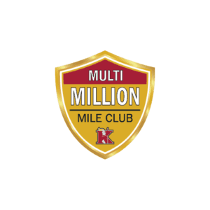 Multi-Million Mile Club Logo