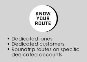 Dedicated Know Route